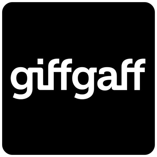 Giffgaff SIM card Official LOGO